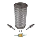 Tune up kit. Includes 1-11017, 1-2159, 2-2828 and 1-3968. For E-Z-GO gas (4 cycle) 2006-up.