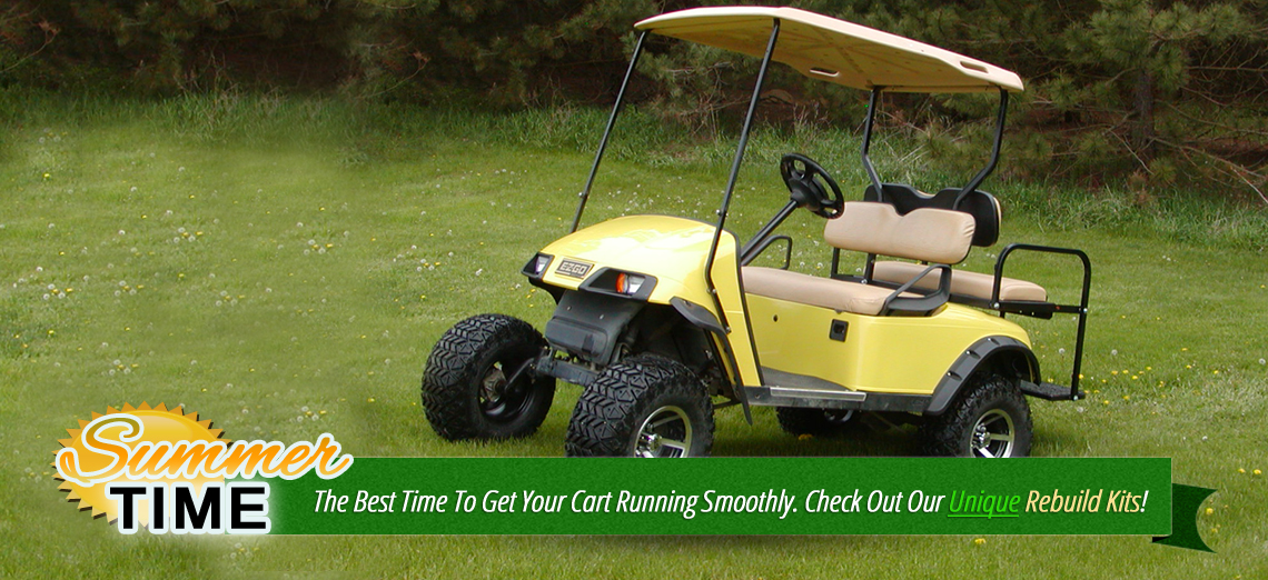 golf cart rebuild kits